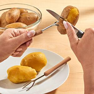 Magnet 3Pagen 2 vidličky na vařené brambory