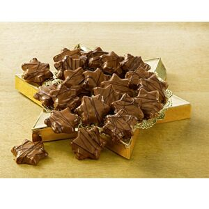 Magnet 3Pagen Martinské hvězdy z mléčné čokolády