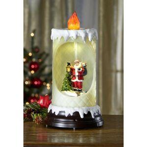 Magnet 3Pagen LED vánoční svíčka