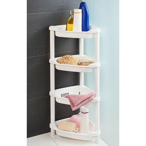 Magnet 3Pagen Rohová koupelnová polička