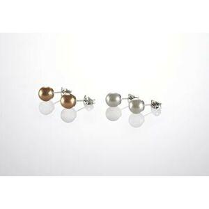 Magnet 3Pagen 2 páry perlových náušnic