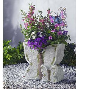 """Magnet 3Pagen Nádoba na květiny """"Motýl"""""""