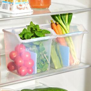 Magnet 3Pagen 2 boxy do ledničky na ovoce a zeleninu