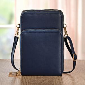 Magnet 3Pagen Taška přes rameno modrá