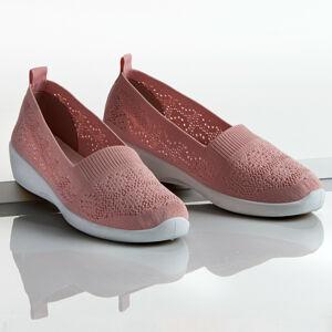 """Magnet 3Pagen Textilní obuv """"Josy"""" růžová 36"""