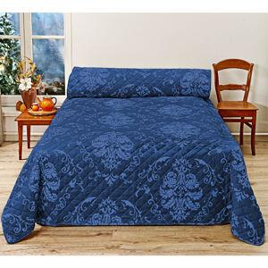 Magnet 3Pagen Přehoz na postel modrá 220x240 cm