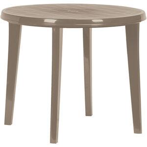 Allibert LISA stůl - cappuchino